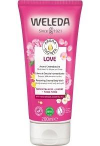 WELEDA Aroma Shower Love Tb 200 ml