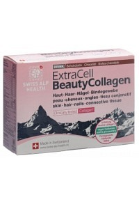 EXTRA CELL Beauty Collagen Drink Choco 20 x 15 g