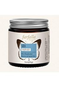 FARFALLA Bio-Sheabutter Feuchtigkeit 100 ml