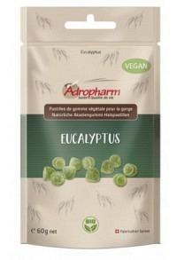 ADROPHARM Eukalyptus Bonbons Bio Btl 60 g