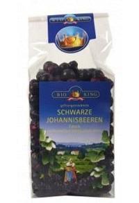 BIOKING Johannisbeeren schwa gefriergetro Bio 50 g