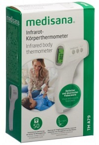 MEDISANA Non-Contact Infra-Thermometer TM-A79