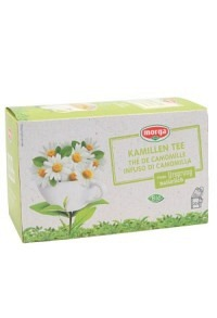 MORGA Kamillen Tee m/H Bio Btl 20 Stk