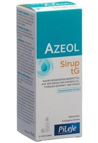 AZEOL tG Sirup nat Eukalyptus Aroma Fl 75 ml