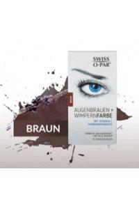 SMISS O PAR Augenbrauen- Wimpernfarbe braun 5 ml