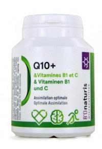 BIONATURIS Q10 + 100 mg Kaps Ds 60 Stk