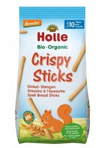 HOLLE Bio Crispy Sticks Dinkel 80 g