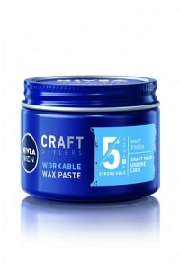 NIVEA Craft Stylers Workable Wax Past 75 ml