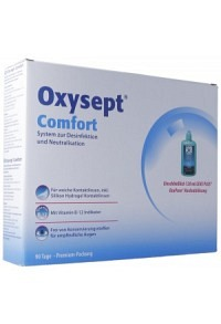 OXYSEPT Comfort Lös + LPOP 3 x 300 ml