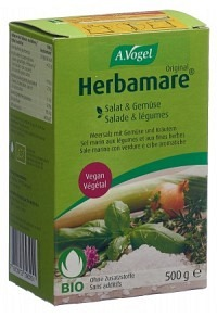 VOGEL Herbamare Kräutersalz refill Btl 500 g