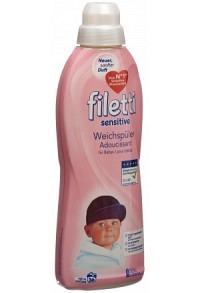 FILETTI sensitive Weichspüler 36 WG Fl 0.9 lt