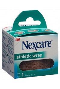 3M NEXCARE Athletic Wrap 5cmx2.3m beige