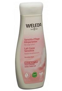 WELEDA Körperlotion sensitiv Pflege Fl 200 ml