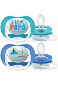 AVENT PHILIPS ultra air co 6-18M Boy Pa/Boot 2 Stk