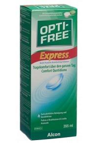OPTI FREE EXPRESS No Rub Lös Fl 355 ml