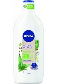 NIVEA Natural Balance Bio Hanfsamenöl 350 ml