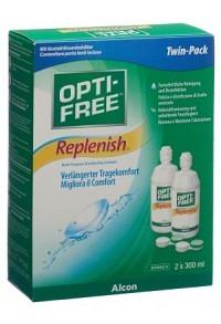 OPTI FREE REPLENISH Desinfektionslösung 2 x 300 ml