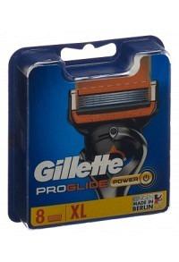 GILLETTE ProGlide Power Klingen 8 Stk