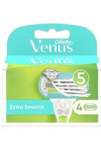 GILLETTE Venus Extra Smooth Klingen 4 Stk