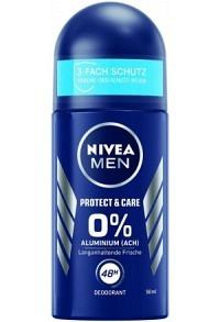 NIVEA Male Deo Protect&Care (neu) Roll-on 50 ml
