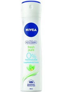 NIVEA Female Deo Fresh Pure Aeros (neu) Spr 150 ml