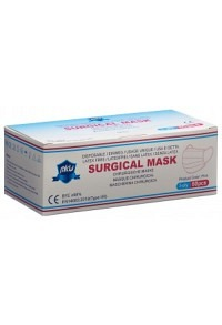 MKW OP-Maske Typ IIR pink 50 Stk