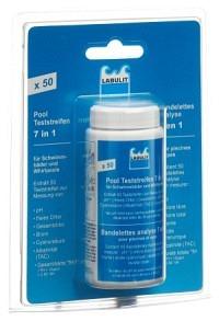 LABULIT Pool Teststreifen 7in1 50 Stk