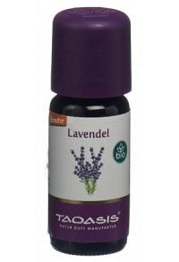 TAOASIS Lavendel Äth/Öl Bio/demeter Fl 10 ml