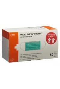 WERO SWISS Protect Maske Typ IIR small 50 Stk