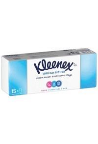 KLEENEX Taschentücher Täglich sicher 15 x 9 Stk