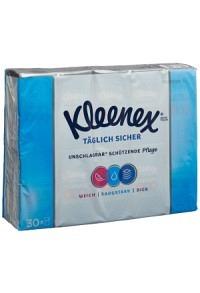 KLEENEX Taschentücher Täglich sicher 30 x 9 Stk