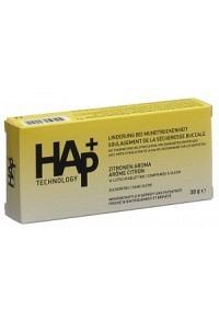 HAP+ Lutschtabl Zitronen Aroma 16 Stk