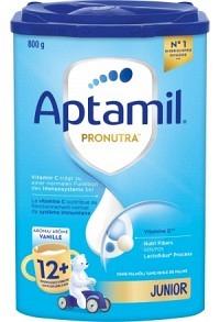 APTAMIL PRONUTRA JUNIOR 12+ VANILLE Ds 800 g