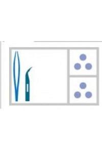 MEDISET Fadenentfernungs-Set mit Fadenmesser