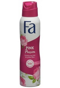 FA Deo Spray Pink Passion 150 ml