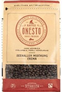 ONESTO Kaffeebohnen Seehallen Mischung Btl 500 g