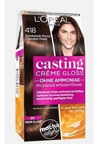 CASTING Creme Gloss 418 Schokolade Mocca