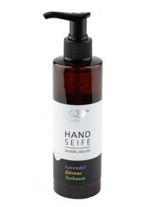 AROMALIFE Handseife Lavendel Zitr Teebaum 200 ml