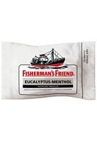 FISHERMAN'S FRIEND Eucalyptus-Menthol Btl 25 g
