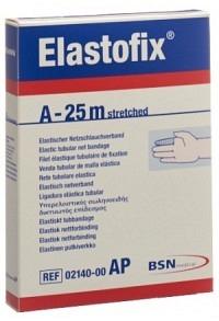 ELASTOFIX Netz Schlauchverband A 25m Finger