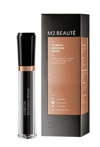 """M2 BEAUTE """"Eyebrow Renewing Serum"""" für Brauenwachstum 4ml"""