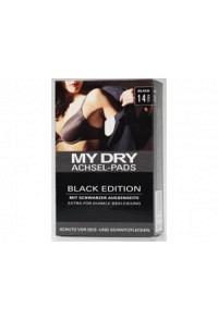 MyDry Achselpads schwarz 14 Stk.