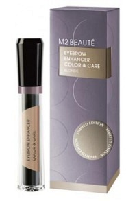 "M2 BEAUTE ""Eyebrow Enhancer Color & Care"" Blonde"
