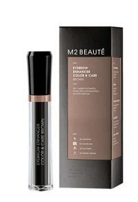 "M2 BEAUTE ""Eyebrow Enhancer Color & Care"" Brown"